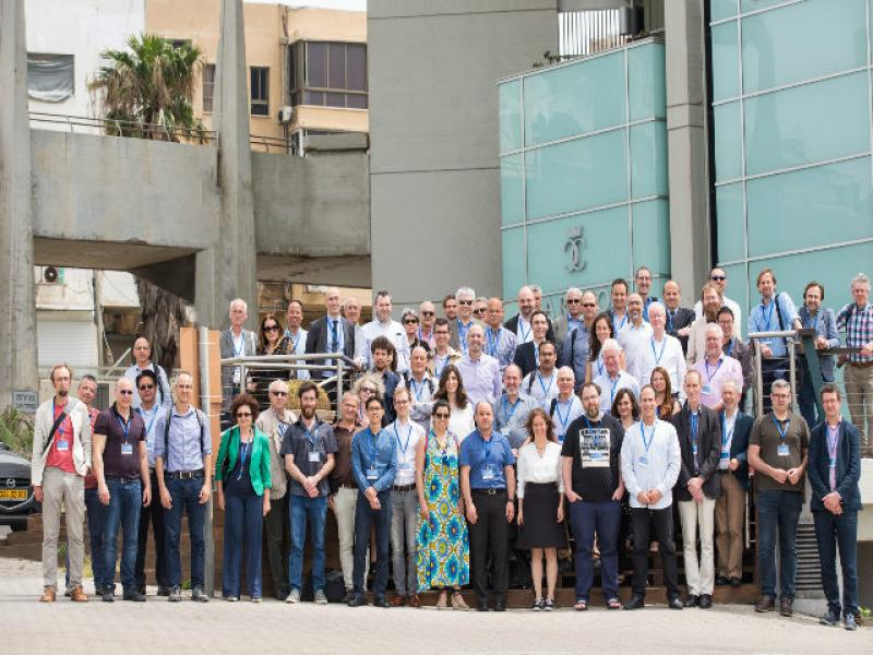 47 European companies convened in Israel to promote methodologies for improving production