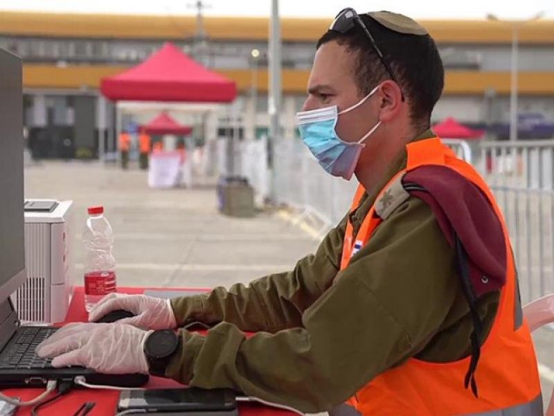 IDF to fight the spread of Corona - 300 soldiers will sereve as  epidemiological investigators