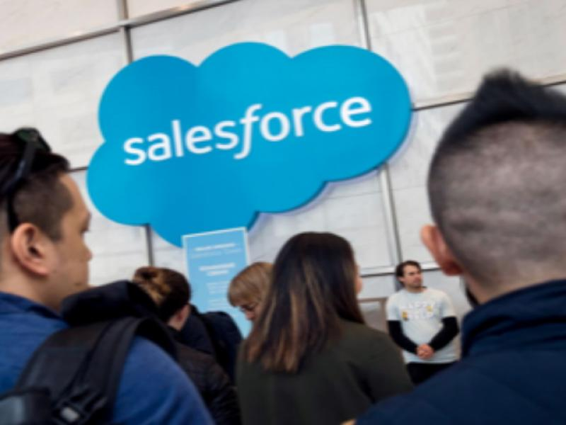 US giant Salesforce acquires Israeli software company Clicksoftware for $ 1.35 billion in cash