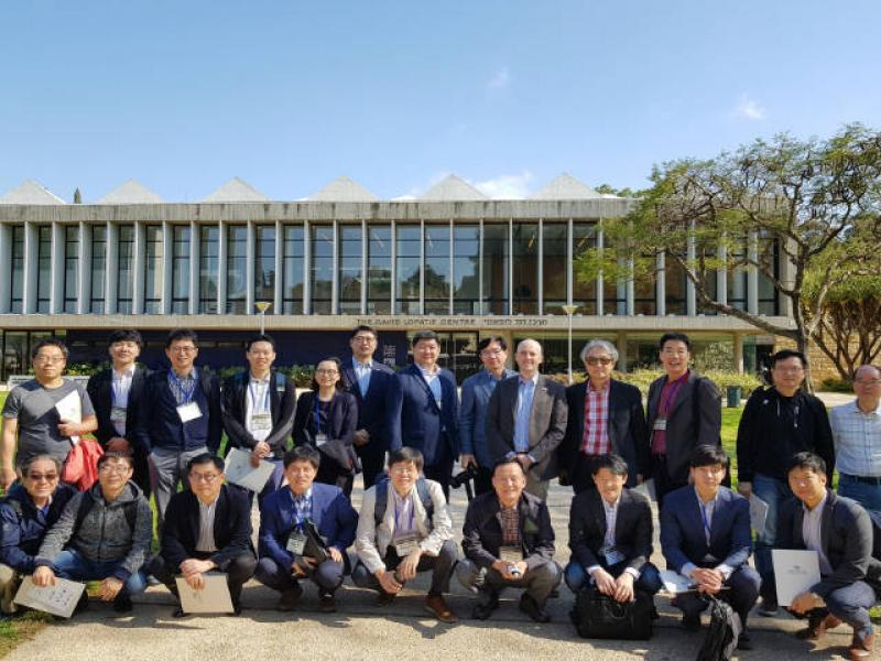 A delegation of all South Korean venture capital funds arrived in Israel looking for opportunities