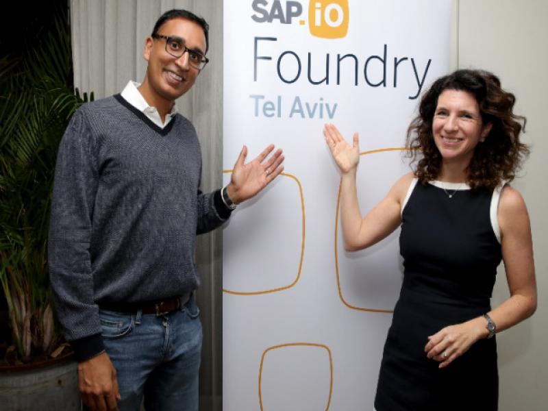 SAP  launched its first Foundry for Tel Aviv to support early stage startups