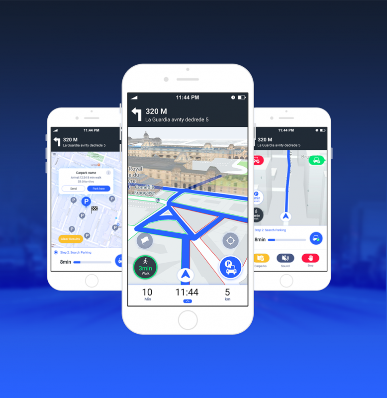 Israeli sPARK's system will be used by millions of drivers around the world