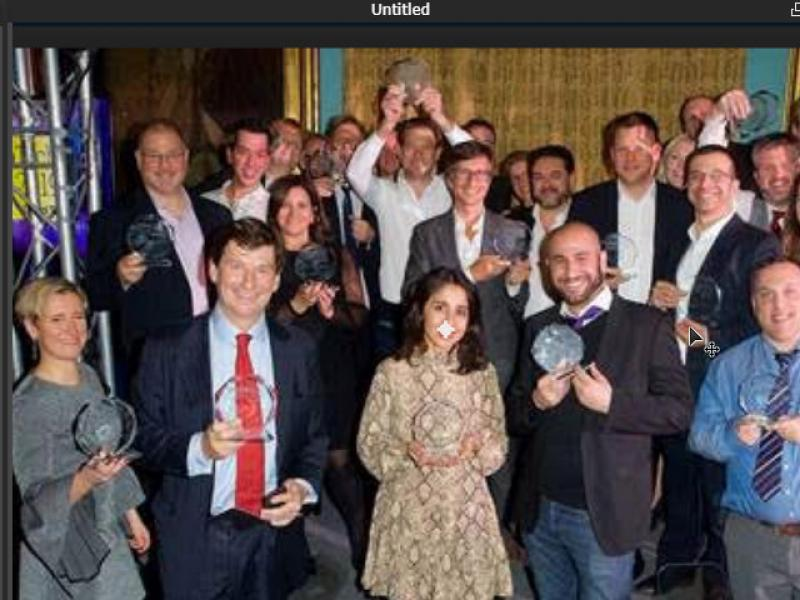 Partner TV  has won the VideoTech Innovation Awards competition in London