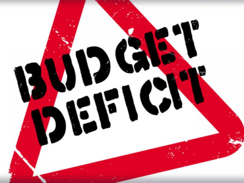 budget deficit continued to deepen, climbed to 12.4% of GDP in January and reached NIS 174 billion