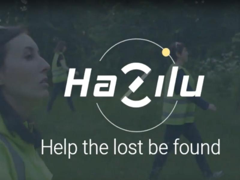 Hazilo - interface based on face recognition technology to minimize the number of missing
