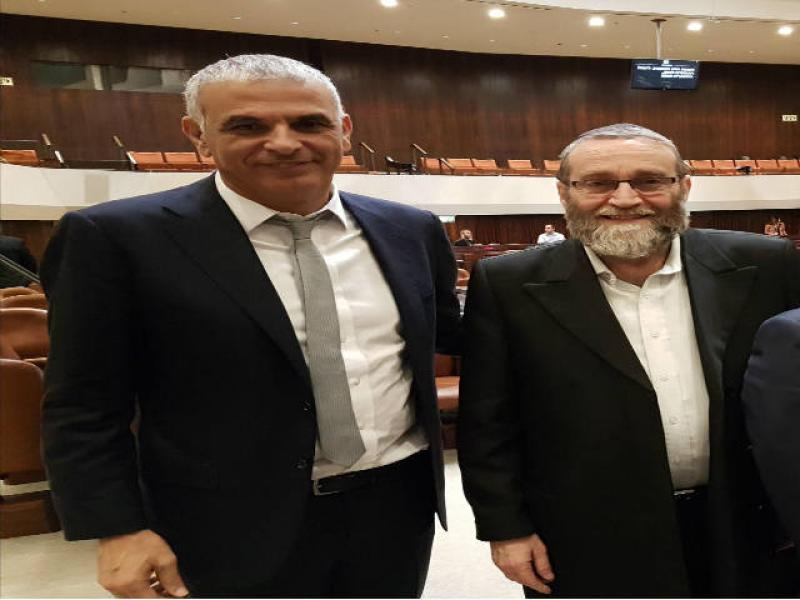 The total budget for 2019: NIS 479.6 billion