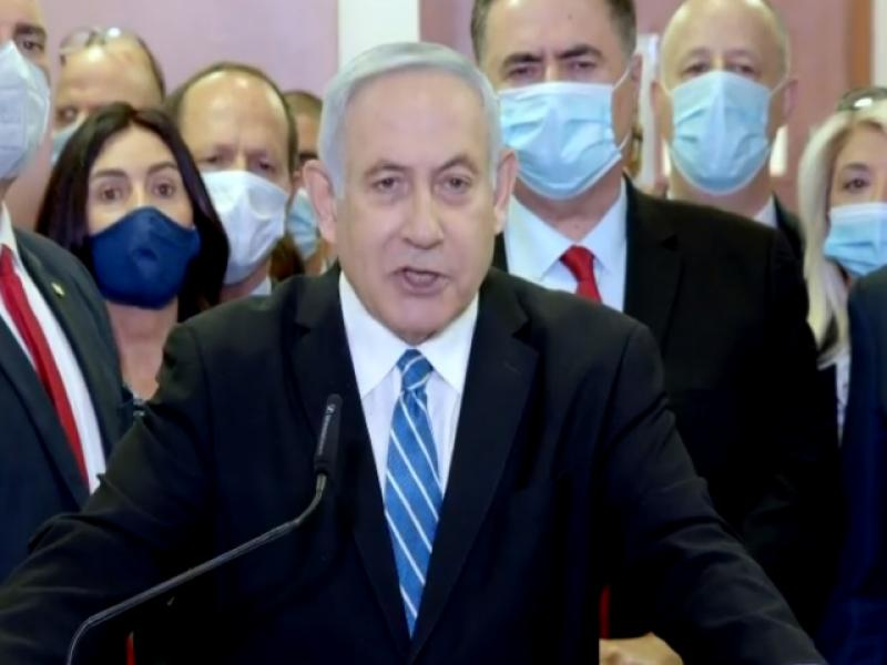 Netanyahu: Chief procecutor Mendelblit government's coup d'etat was revealed to its full extent