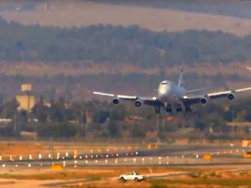 Upgrade of the northern runway at Ben Gurion will widen unusual noise in more areas near the airport