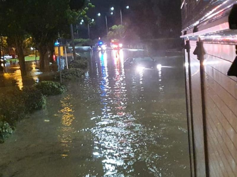 4 israelis died in Road accidents in the last 24 hours wile haeavy rain returned to Israel