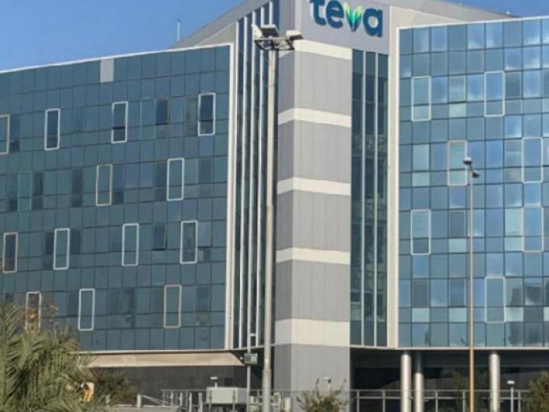 S&P announced it had downgraded Teva's credit rating by one level - from BB to junk bonds