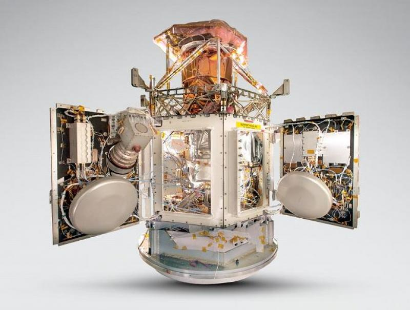 "Rafael completed first tests of ""Venus"" satellite's electric propulsion system"